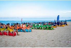 Team Building tại Hồ Cốc xây dựng tinh thần chiến binh mạnh mẽ