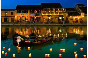 Đà nẵng - Bà Nà - Hội An Lưu trú khách sạn 3 sao