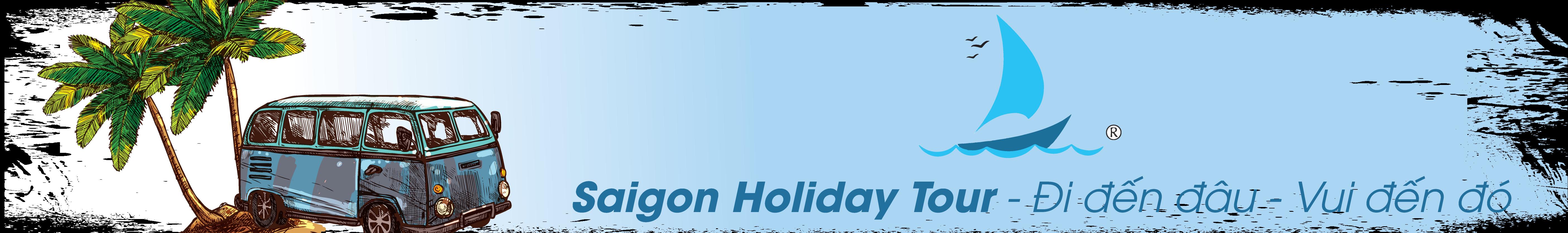 Cty CP DL Sài Gòn Holiday ( Saigon Holiday Tour)